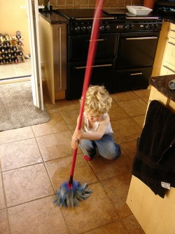 Mopping and Sweeping