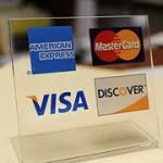Credit Card Display
