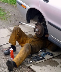 Staying Safe in the Motor Vehicle Repair Industry