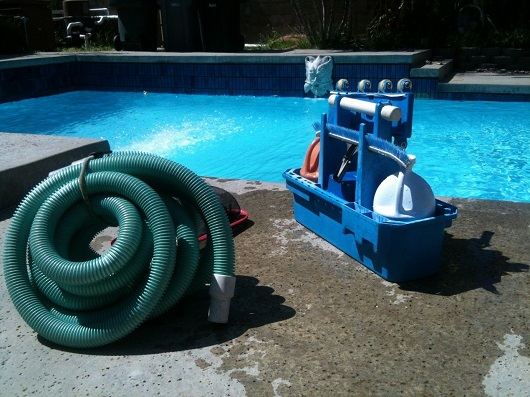 Pool Business Management for Pool Cleaners