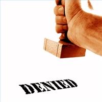 credit-denied-stamp