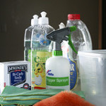 Thrifty Cleaning Habits