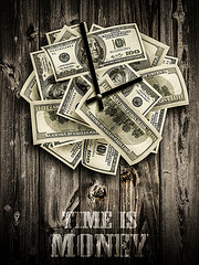 Time versus money and what is your time worth?